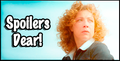 The Beautiful and enigmatic River Song - Spoilers Dear!