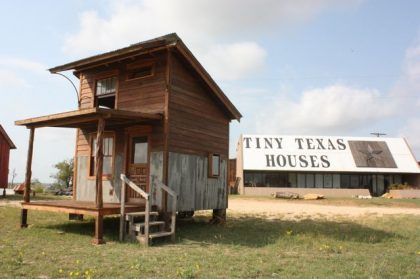 Texas Tiny House - Unique Tiny Houses