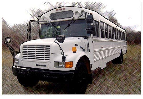 Phil & Chaldea - Farm Bus Conversion