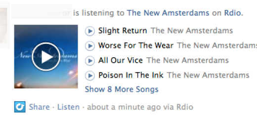Facebook Listening