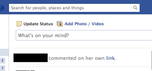 Facebook Lies - There is no such thing as a most recent view of the newsfeed