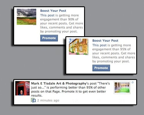 How Is it possible every Faccebook post outperforms the previous ones?