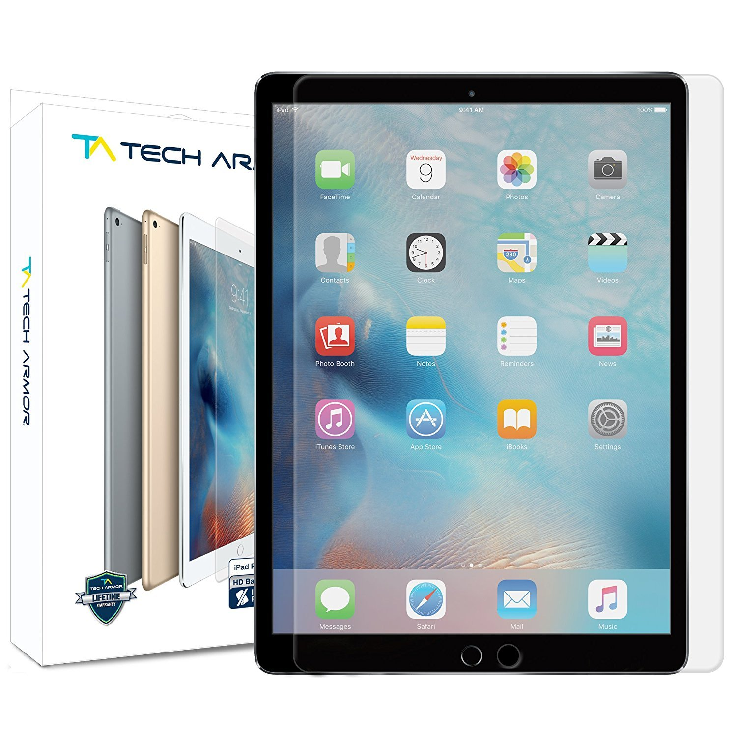 Tech Armor Screen Protector Experience for iPad Pro 12.9