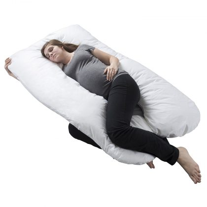 Best Pillow For Side Sleepers - A Maternity Pillow?